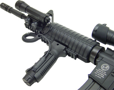 Deluxe AR-15 Foregrip UTG 5
