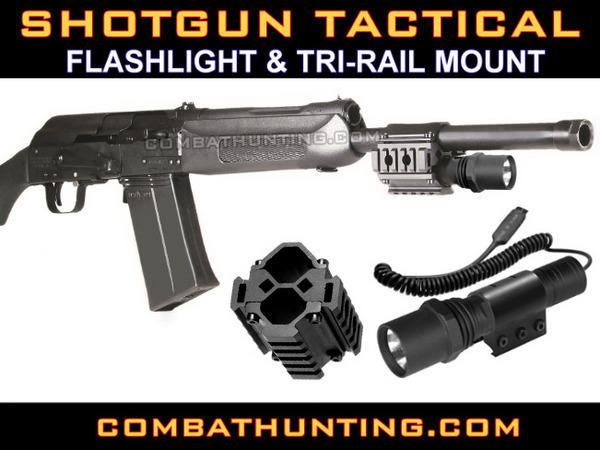 Sastgunflkit Saiga 12 Vepr 12 Shotgun Weapon Light Mount