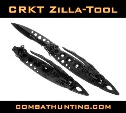CRKT Zilla-Tool Black On Black