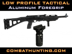 Vertical Foregrip Low Profile Aluminum