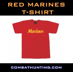 Red Marines T-Shirt