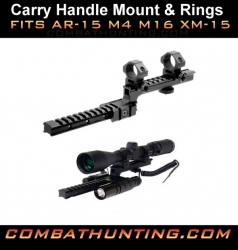 Leapers AR-15 Multi-Functional Mount MNT-990T