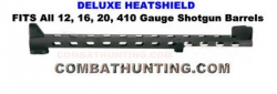 Deluxe Shotgun Heatshield With Ghost Ring Sights
