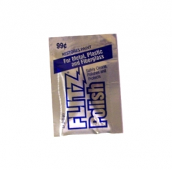 Flitz Metal Polish For Metal Plastic & Fiberglass