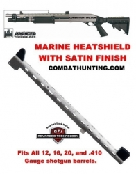 Shotgun Marine Heatshield With Ghost-Ring Sights