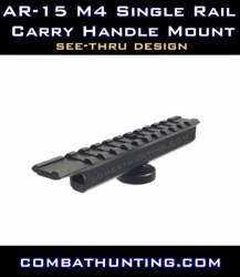 AR15 M16 Carry Handle Mount Leapers UTG