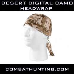 Desert Digital Headwrap
