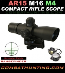 1.25-4x32 Rangrfinder Scope Carry Handle Mount A1