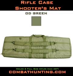 Double Rifle Case  Od Green