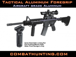 Vertical Foregrip Aluminum For GSG-5
