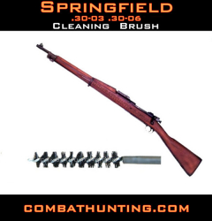 Springfield Rifle Cleaning Brush