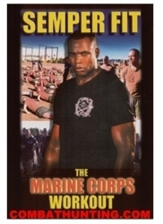 Marine Corp Semper Fit Workout DVD