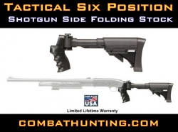 Remington 870 Shotgun Six Position Folding Stock