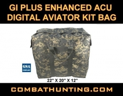 GI Plus Enhanced Acu Digital Aviator Kit Bag
