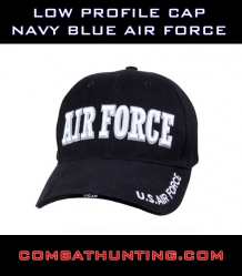 Low Profile Air Force Cap Hat