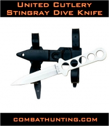 Stingray Dive Knife United Cutlery