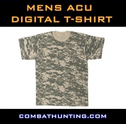 Mens Acu Digital T-Shirt