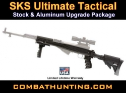 SKS Strikeforce Ultimate Professional Stock Pluse