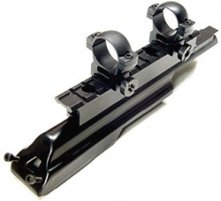 "AK47  MAK-90 Scope Mount With 1"" Rings"