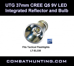 UTG 37mm CREE Q5 LED Integrated Reflector & Bulb