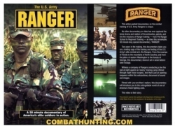 U.S. Army Rangers Documentary DVD