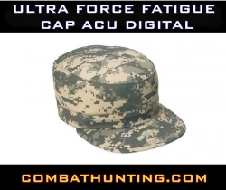 Ultra Force Fatigue Cap Acu Digital