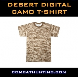 Desert Digital Camo T-Shirt