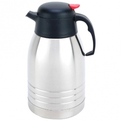 2qt Stainless Steel Vacuum Coffee Pot