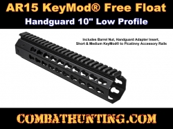 AR15 KeyMod Free Float Handguards 10 Inches