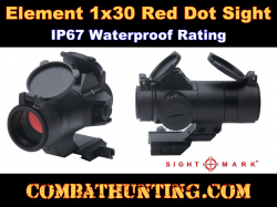 Sightmark Element 1x30 Red Dot Sight
