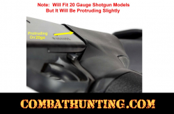 Remington 870, 887 Shotgun Stock Destroyer Gray