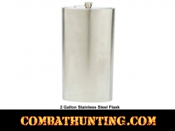 2 Gallon Stainless Steel Flask