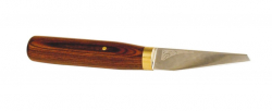 Tandy Leather leather Crafting Straight Trim Knife