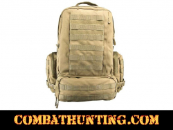 Tan 3-Day Backpack