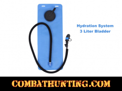 3 Liter Replacement Bladder For Hydration Systems