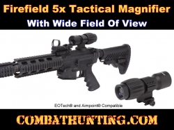Firefield 5x Tactical Magnifier For Weapon Sights
