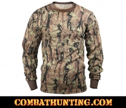 Smokey Branch Camouflage Long Sleeve T-Shirt