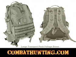Foliage Green Transport Pack Hydration System