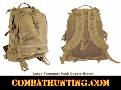 Coyote Transport Pack Hydration System