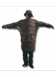 Ghillie Suit Net Jacket With Hood Make Your Own Ghillie Net