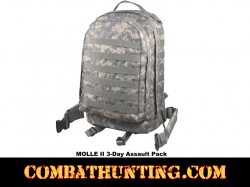 MOLLE II 3 Day Assault Pack Acu Digital