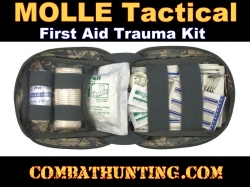 ACU Digital Camouflage MOLLE Tactical Trauma Kit