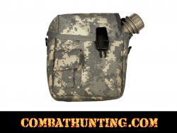 ACU Digital Camo MOLLE 2 QT. Bladder Canteen Cover