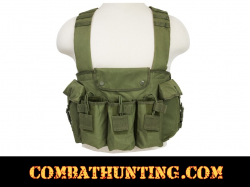 AK 47 Chest Rig OD Green