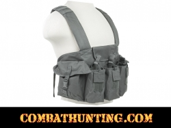 AK Chest Rig Urban Gray