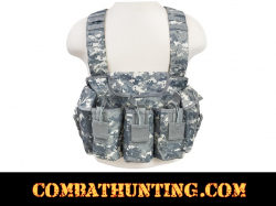 AK Chest Rig Digital Camo