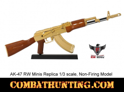 AK-47 Minis Replica 1/3 Scale Non-Firing Model