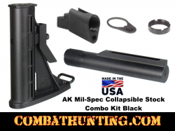 AK47 Collapsible Stock Kit Mil-Spec Made In USA
