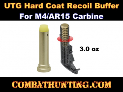 AR-15 M4 Carbine Recoil Buffer 3 oz