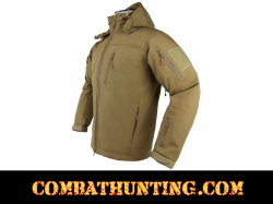 Alpha Trekker Tactical Jacket-Tan/FDE